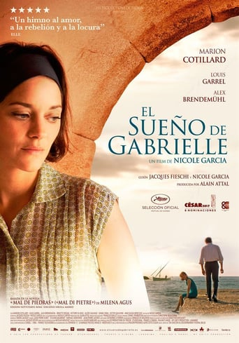 "Poster for the movie ""El sueño de Gabrielle"""