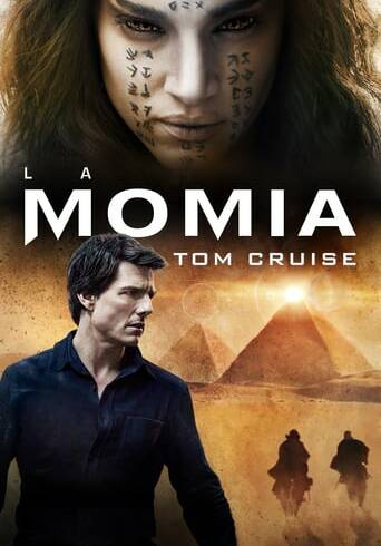 "Poster for the movie ""La momia"""