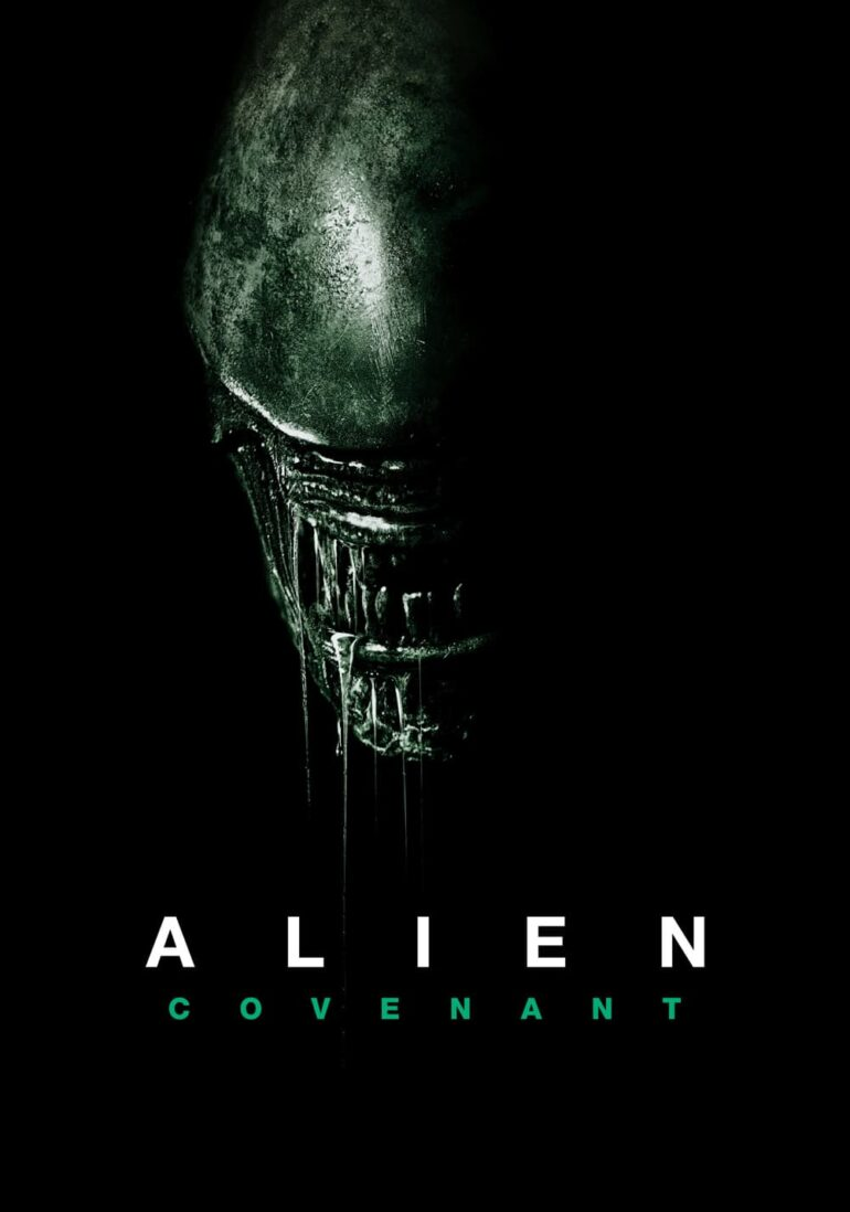 "Poster for the movie ""Alien: Covenant"""