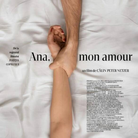 "Poster for the movie ""Ana, mon amour"""