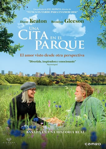 "Poster for the movie ""Una cita en el parque"""