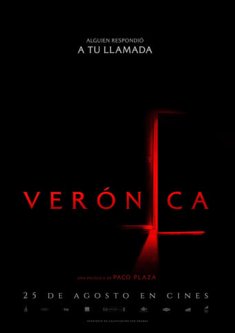 """Poster for the movie """"Verónica"""""""