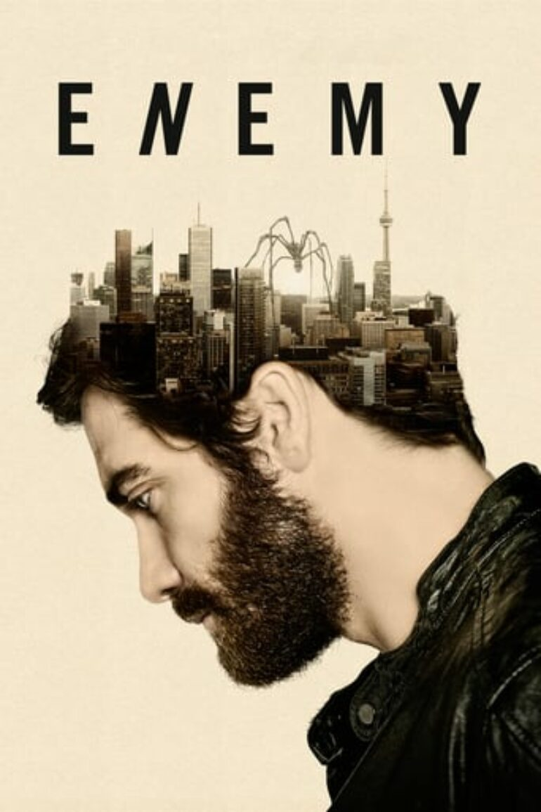 "Poster for the movie ""Enemy"""