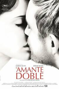 "Poster for the movie ""El amante doble"""