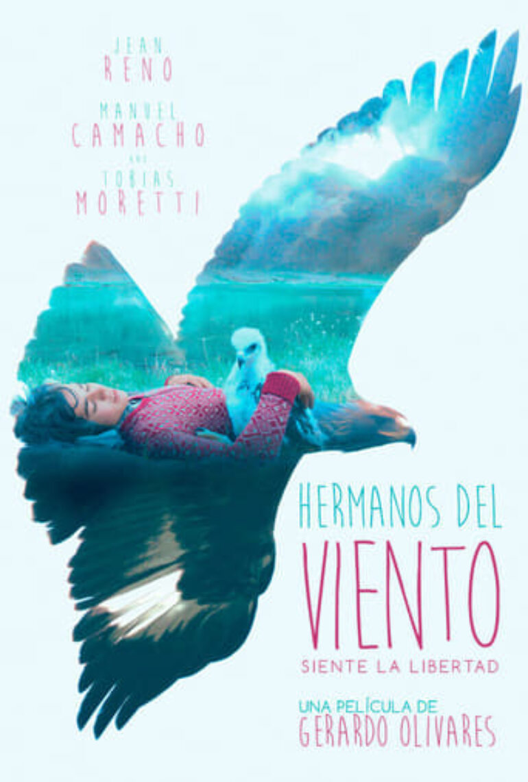 "Poster for the movie ""Hermanos del viento"""