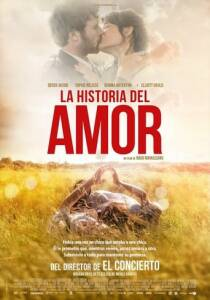 "Poster for the movie ""The History of Love"""