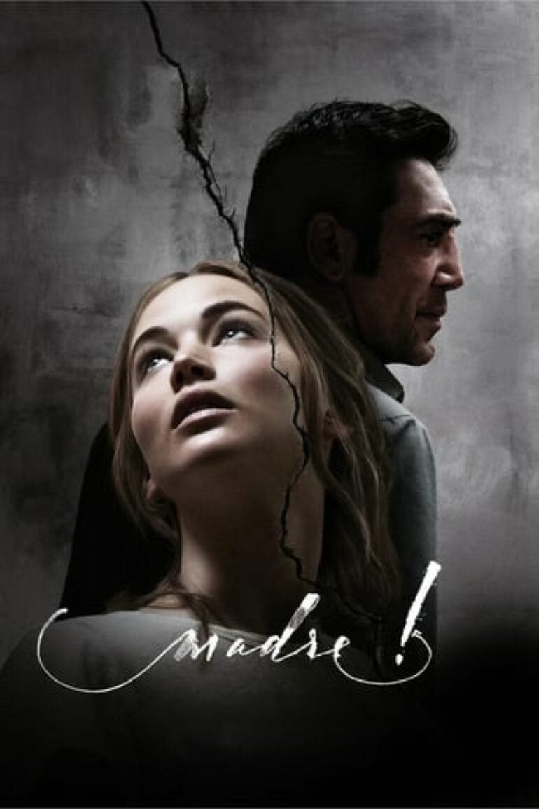 """Poster for the movie """"Madre!"""""""
