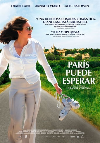 "Poster for the movie ""París puede esperar"""