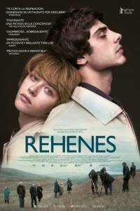 "Poster for the movie ""Rehenes"""