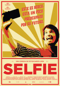 "Poster for the movie ""Selfie"""