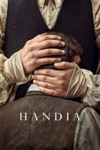 """Poster for the movie """"Handia"""""""