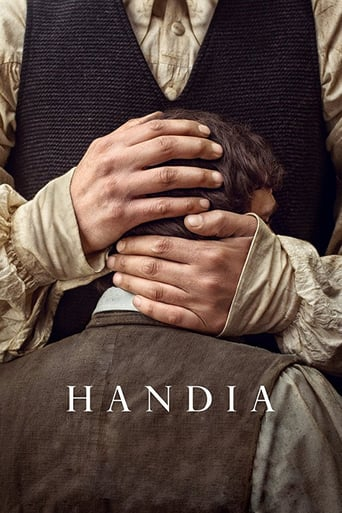 "Poster for the movie ""Handia"""