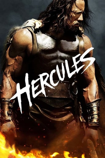 """Poster for the movie """"Hércules"""""""