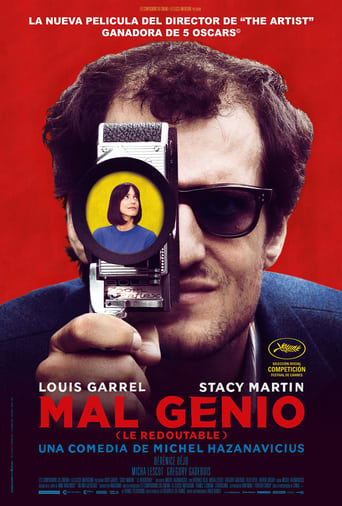 "Poster for the movie ""Mal genio"""
