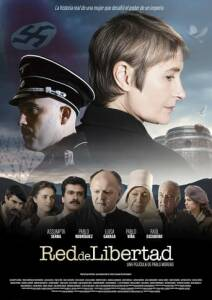 "Poster for the movie ""Red de libertad"""