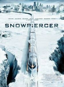"Poster for the movie ""Snowpiercer (Rompenieves)"""
