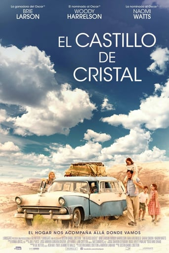 "Poster for the movie ""El castillo de cristal"""