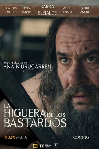 "Poster for the movie ""La higuera de los bastardos"""
