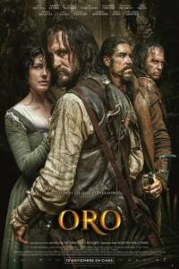 """Poster for the movie """"Oro"""""""
