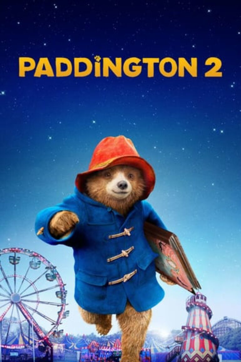 "Poster for the movie ""Paddington 2"""