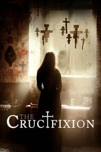 "Poster for the movie ""The Crucifixion"""