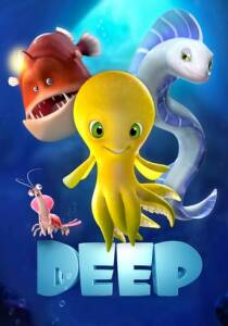 "Poster for the movie ""Deep"""