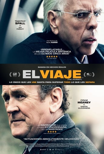 "Poster for the movie ""El viaje"""