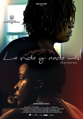 "Poster for the movie ""Life and Nothing More"""