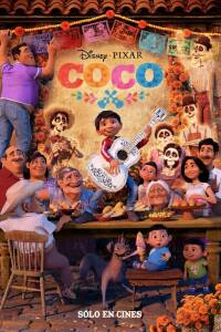 """Poster for the movie """"Coco"""""""