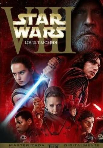 "Poster for the movie ""Star Wars: Episodio VIII - Los últimos Jedi"""