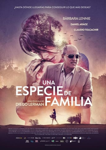 "Poster for the movie ""Una especie de familia"""