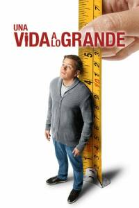 "Poster for the movie ""Una vida a lo grande"""