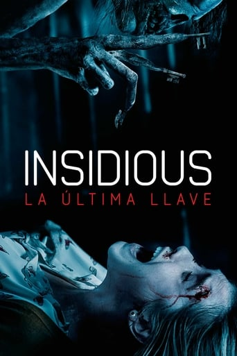"""Poster for the movie """"Insidious: La última llave"""""""