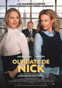 "Poster for the movie ""Olvídate de Nick"""