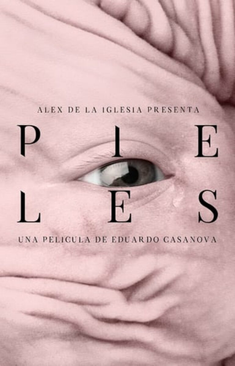 """Poster for the movie """"Pieles"""""""