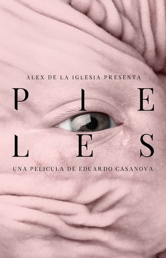 "Poster for the movie ""Pieles"""