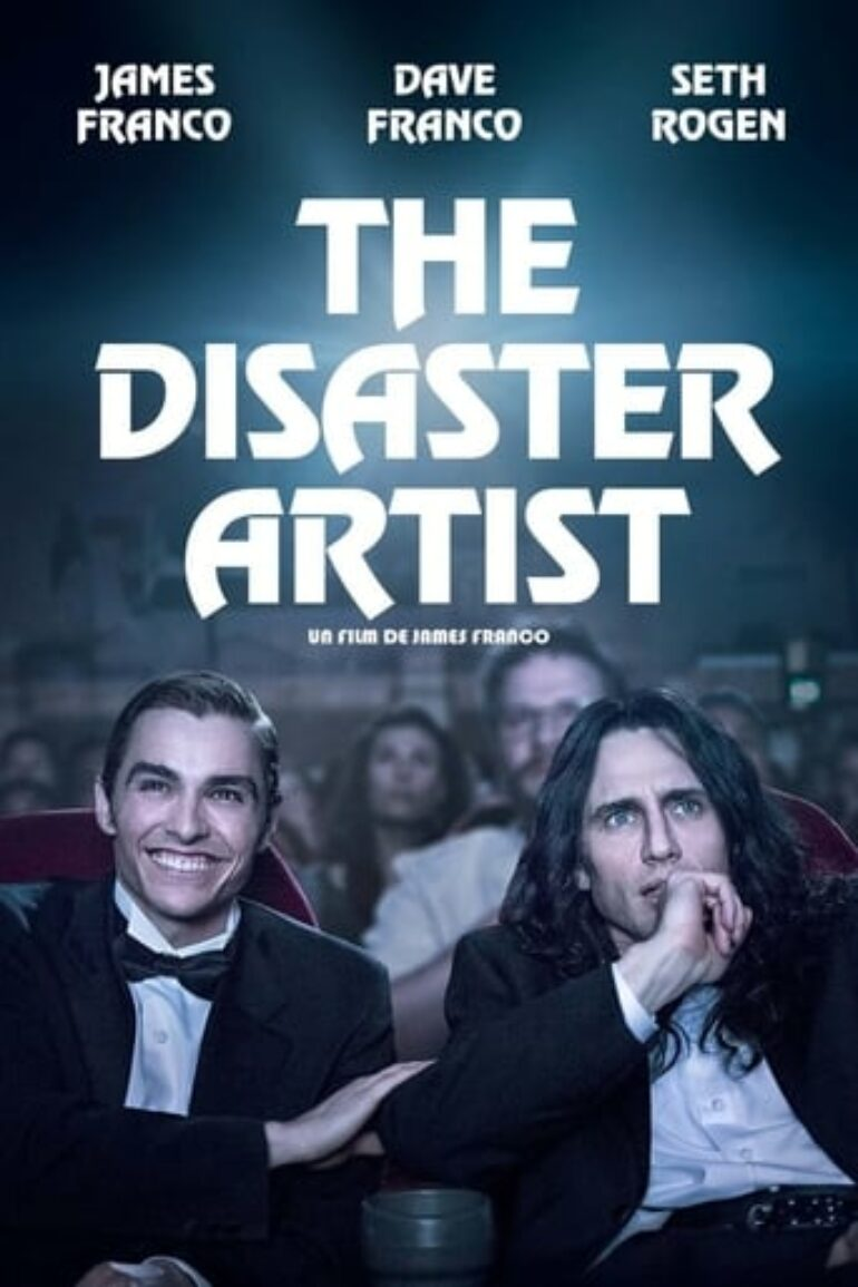 """Poster for the movie """"The Disaster Artist"""""""