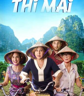 """Poster for the movie """"Thi Mai, rumbo a Vietnam"""""""