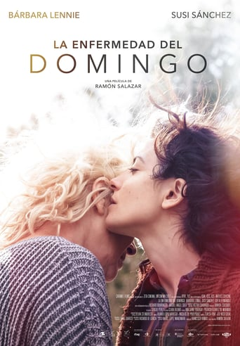 "Poster for the movie ""La enfermedad del domingo"""