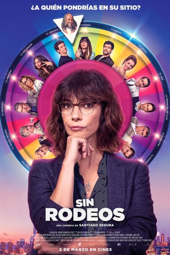 "Poster for the movie ""Sin rodeos"""