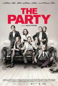 "Poster for the movie ""The Party"""