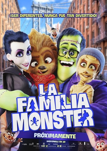 "Poster for the movie ""Una familia feliz"""