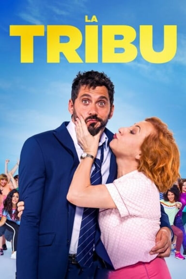 "Poster for the movie ""La tribu"""