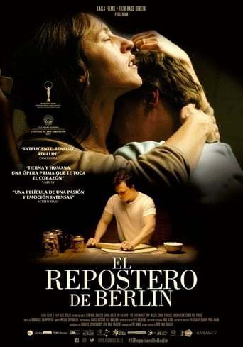 "Poster for the movie ""El repostero de Berlín"""