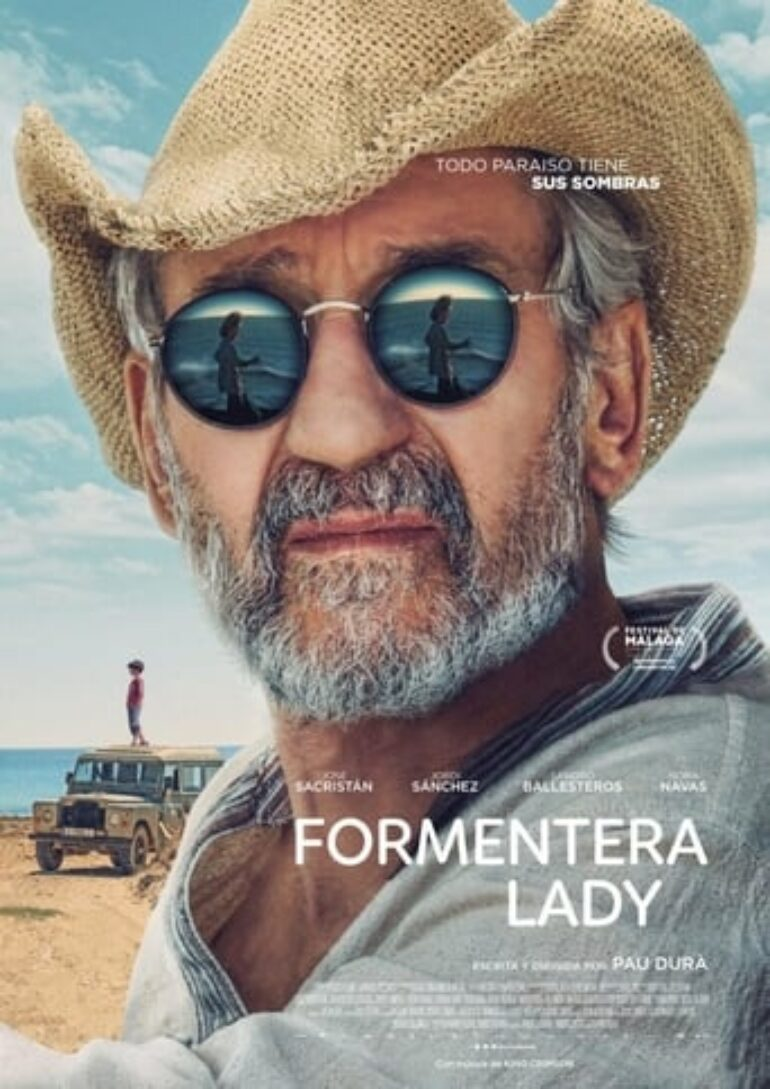 "Poster for the movie ""Formentera Lady"""