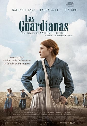 "Poster for the movie ""Las Guardianas"""