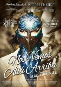 "Poster for the movie ""Nos vemos allá arriba"""