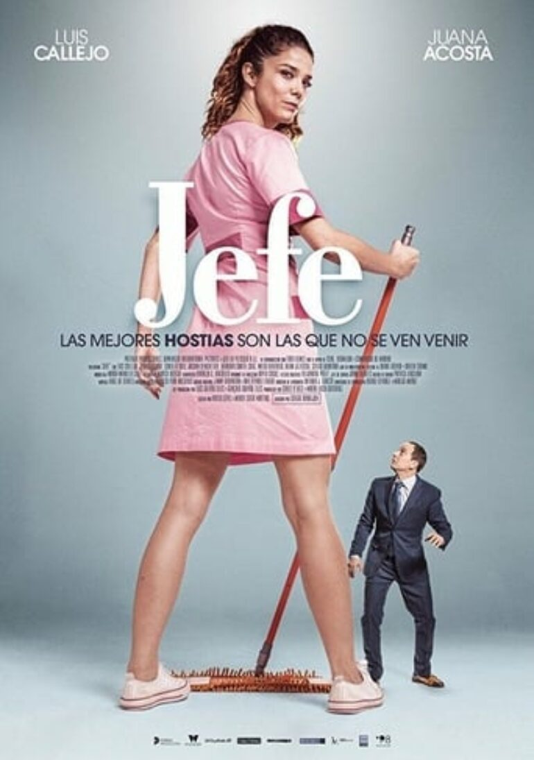 "Poster for the movie ""Jefe"""