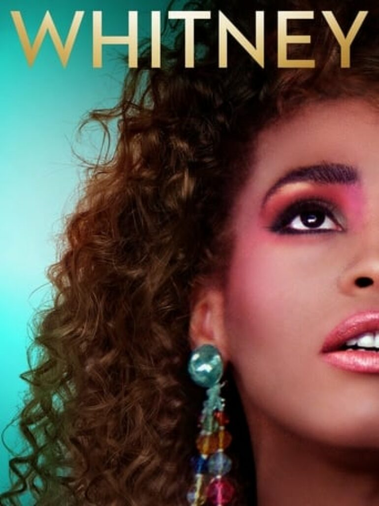 "Poster for the movie ""Whitney"""