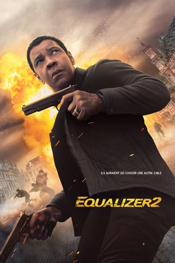 """Poster for the movie """"The Equalizer 2"""""""